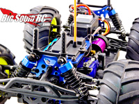 MRC Brushless Truck