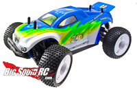 MRC Brushless Truggy