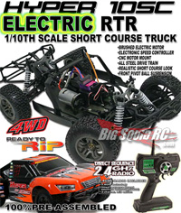 ofna hyper sc10 rtr electric