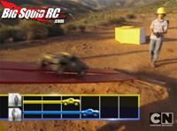 traxxas slash on cartoon network