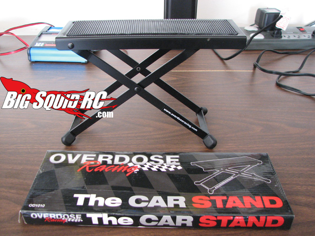 Overdose Racing Car Stand Review 171 Big Squid Rc Rc Car