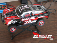 Overdose Racing RC Car Stand