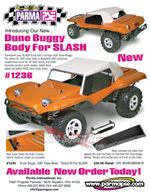 parma slash dune buggy