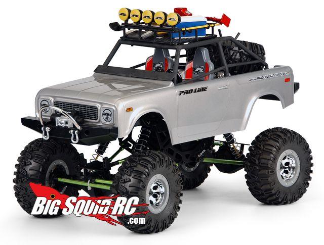 Pro Line Ambush Cgr Crawler Body 171 Big Squid Rc Rc Car