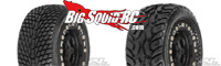 Pro-Line mini revo wheels and tires