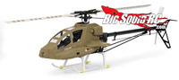 RC Helicopter Body
