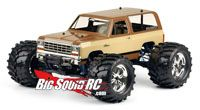 RC Pro-Line Dodge Ram Charger Body