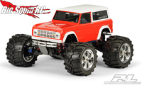 Pro-Line 73 ford bronco body