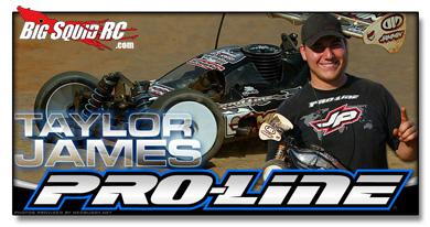 Pro-Line Taylor James