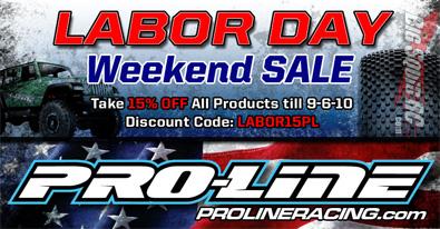 Pro-Line sale