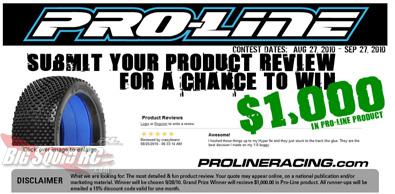 Pro-Line review contest