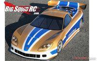 Pro Line Corvette Body