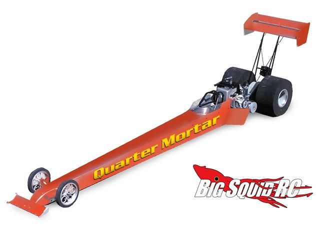 Quarter Mortar Opens It S Doors 1 4 Scale Rc Drag Racing