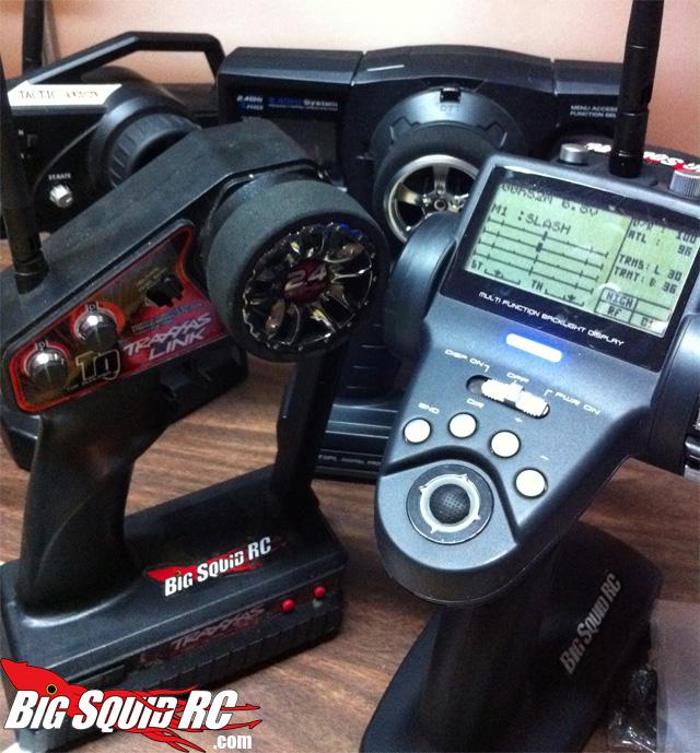 2 4 GHz Radio Transmitter Shootout « Big Squid RC – RC Car