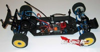 R.A.E Oval RC Conversion