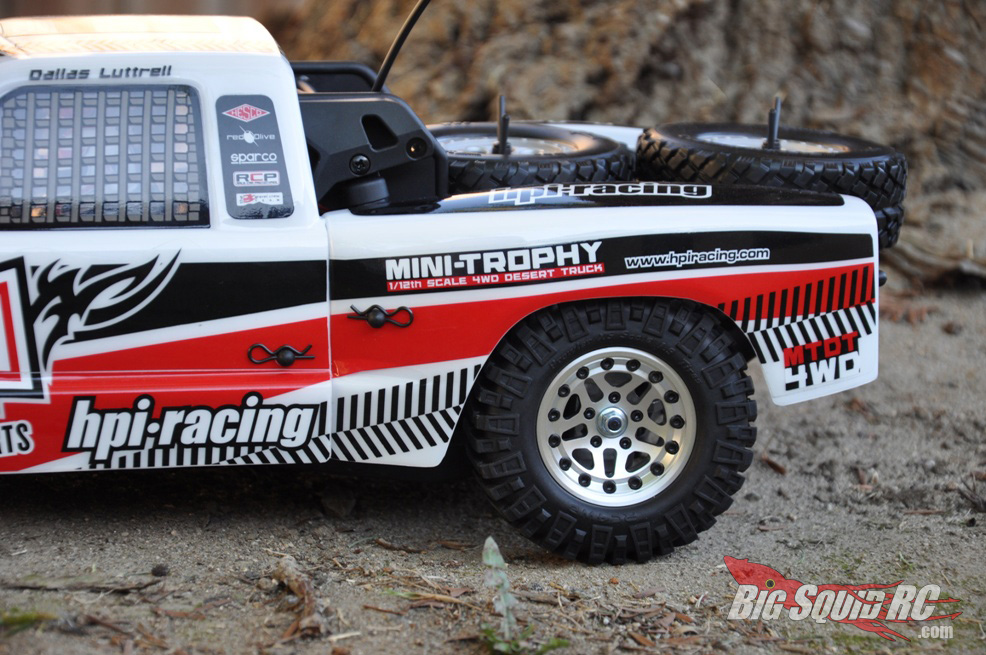 Mini Trophy Truck >> RC4WD Wheels and Tires for the HPI Mini Trophy Truck « Big Squid RC – RC Car and Truck News ...