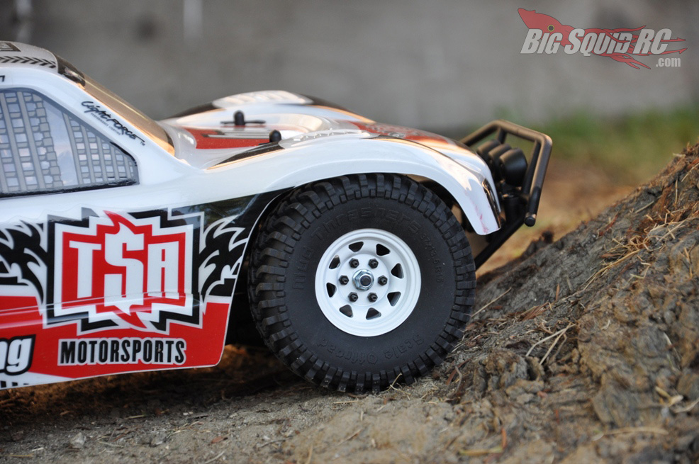 Mini Trophy Truck >> Rc4wd Wheels And Tires For The Hpi Mini Trophy Truck Big Squid Rc