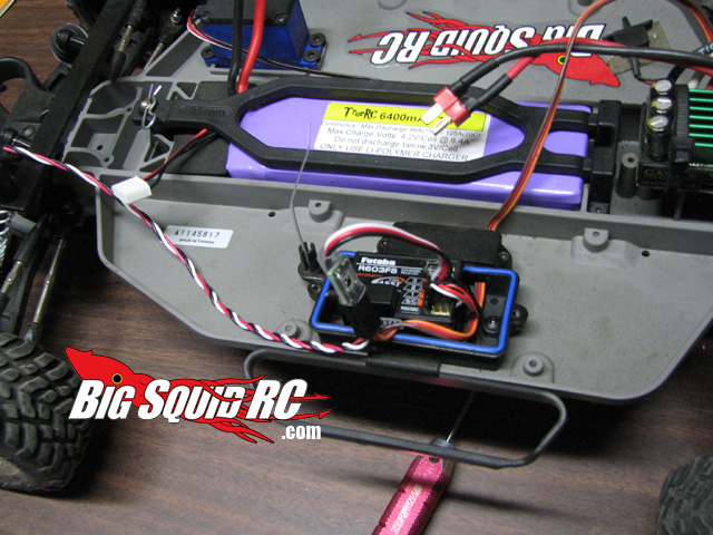 rc car receiver wiring rc image wiring diagram rc lights com head and brake combo review big squid rc news on rc car receiver