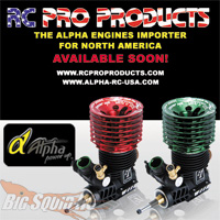 RC Pro Products alpha engines