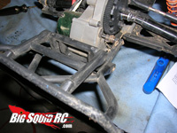 RPM Racing Traxxas Slash Rear Bumper Mount