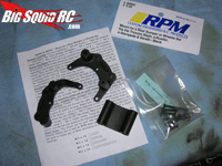 RPM RC Traxxas Slash Bumper Mount Review