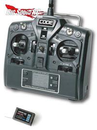 Schumacher code radio