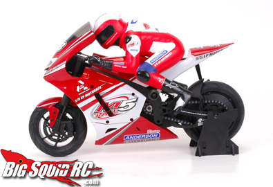Schumacher Anderson On Road RC Motorcycle bike