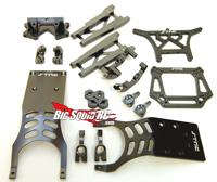 ST Racing Concepts Traxxas Slash Gunmetal
