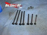 ST Racing Concepts Hinge Pin kit