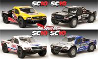 Team Associated Slash SC10 Bodies