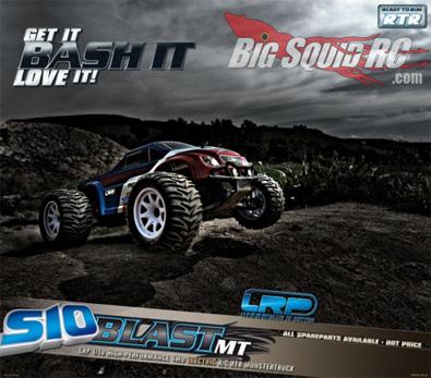 LRP S10 Blast MT