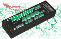 Reedy life 4000 batteries
