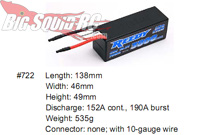 Reedy life 4000 batteries