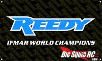 Team Associated track banner