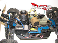 Team Novak Brushless Conversion