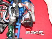 Team Tekin RS ESC and Redline Brushless