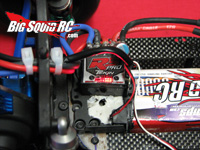 Team Tekin RS ESC and Redline Brushless