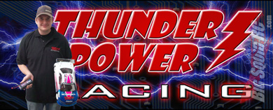 Thunder Power Paul Lemieux