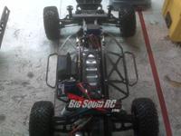 Thunder Tech Racing Traxxas Slash Chassis