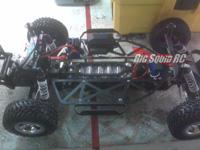 Thunder Tech Racing Slash Web Chassis