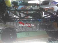 Thunder Tech Racing Web Slash Chassis