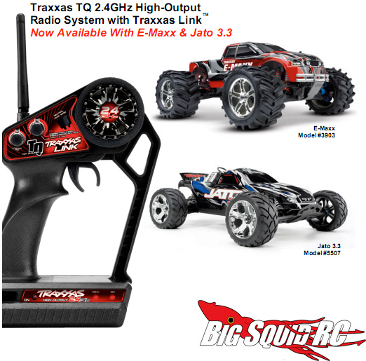 1 24 rc truck with Traxxas Jato 33 And E Maxx Now Ship With Tq 24ghz Radio on Traxxas Jato 33 And E Maxx Now Ship With Tq 24ghz Radio besides 10 2 4Ghz Exceed RC Electric AceTiger Rally Car RTR Red also Terex Demag Cc2500 450t Technical Training furthermore Trailer Fender Step Right Rear Curb Side 22 X 12 X 35 X 15 14 Gauge Steel HRPO S515RC14 B p 1771 as well Puch Mv50 Paars Hoog Stuur 1op10 P 10449.
