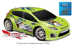 Traxxas Ford Fiesta