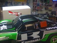 Traxxas Slash Kawasaki Edition