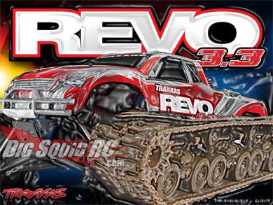Traxxas Revo Tank