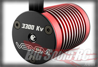 Venom gambler brushless
