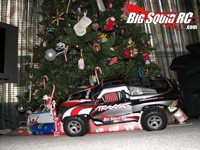 Traxxas Xmas Slash