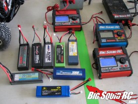 Lipo Battery Shootout 2