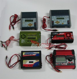 Lipo Battery Chargers