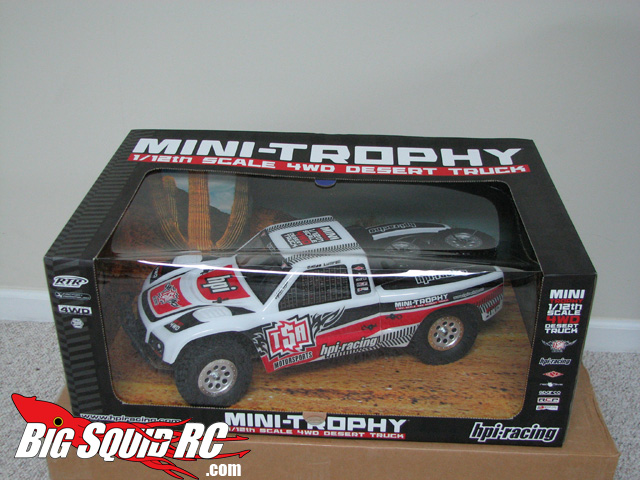 Mini Trophy Truck >> Hpi Mini Trophy Truck Review Is Here Big Squid Rc Rc